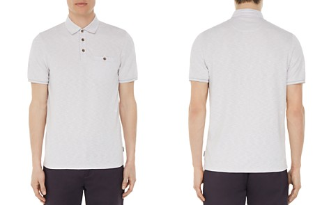 Ted Baker Alsort Soft Touch Regular Fit Oxford Polo - Bloomingdale's_2
