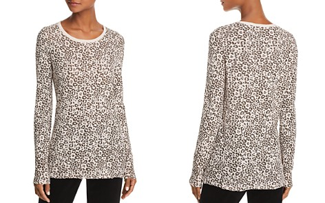 ATM Anthony Thomas Melillo Leopard Print Top - Bloomingdale's_2