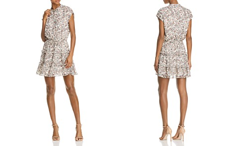 Rebecca Minkoff Ollie Tiered Floral-Print Dress - Bloomingdale's_2