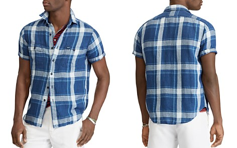 Polo Ralph Lauren Polo Plaid Classic Fit Button-Down Shirt - Bloomingdale's_2