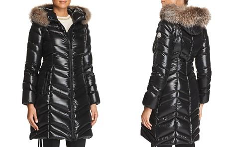 Moncler Fulmar Fur Trim Jacket - Bloomingdale's_2