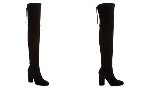 Stuart Weitzman Women's Helena Suede Over-the-Knee Boots - Bloomingdale's_2