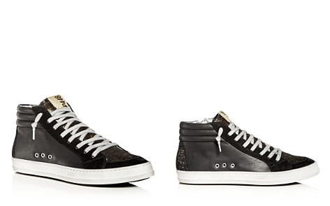P448 Women's A8 Skate Leather & Suede Mid Top Sneakers - Bloomingdale's_2
