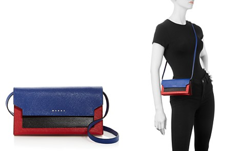 Marni Trunk Color-Block Leather Convertible Crossbody - Bloomingdale's_2