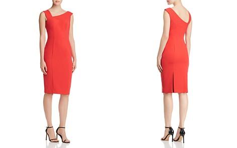 Black Halo Maven Asymmetric Dress - Bloomingdale's_2