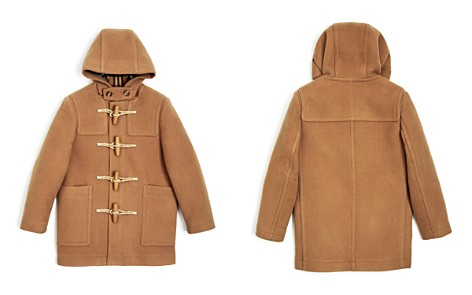 Burberry Boys' Burford Wool Duffel Coat - Little Kid, Big Kid - Bloomingdale's_2
