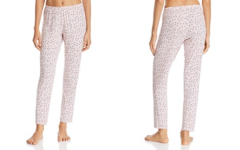Eberjey Petite Fleur Classic Slim Pants - 100% Exclusive - Bloomingdale's_2