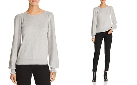 Joie Edenka Pleat-Detail Sweater - Bloomingdale's_2