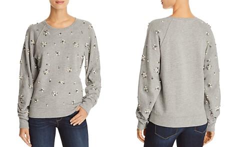 Joie Jesiah Embellished Sweatshirt - Bloomingdale's_2