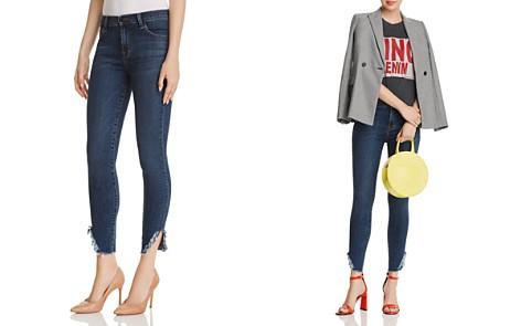 J Brand Alana High Rise Skinny Jeans in Spell - Bloomingdale's_2