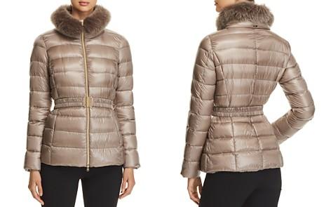 Herno Fur Collar Down Coat - Bloomingdale's_2