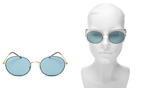 Ray-Ban Women's Youngster Round Sunglasses, 53mm - Bloomingdale's_2