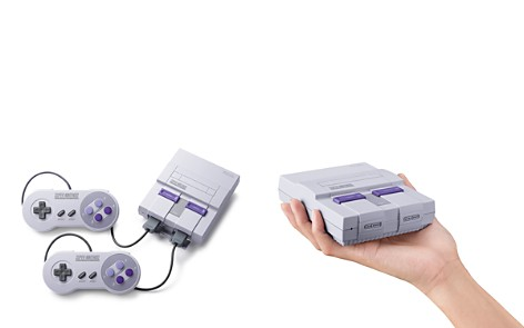 Nintendo Super Mini Classic Entertainment System - Bloomingdale's_2