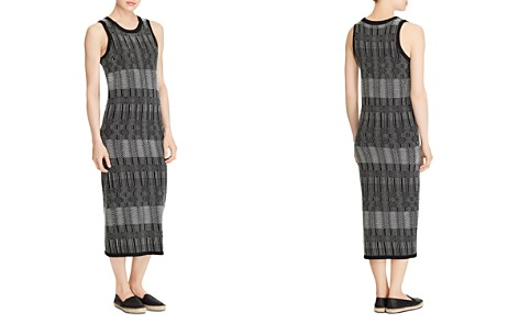 Lauren Ralph Lauren Jacquard-Knit Midi Dress - Bloomingdale's_2