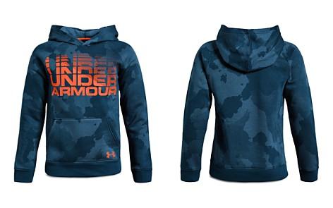 Under Armour Boys' Camo-Print Fleece Hoodie - Big Kid - Bloomingdale's_2