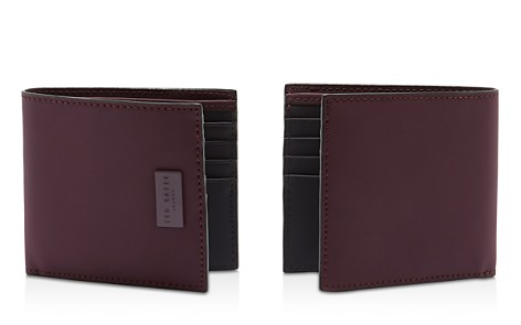 Ted Baker Bounce Rubber-Leather Bifold Wallet - Bloomingdale's_2