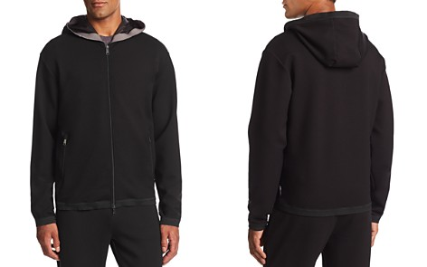 Emporio Armani Hooded Zip-Up Jacket - Bloomingdale's_2