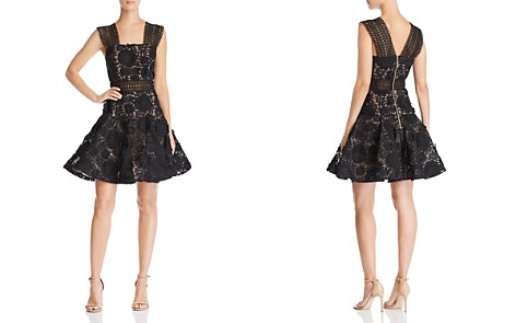 BRONX AND BANCO Mishka Floral Lace Dress - Bloomingdale's_2