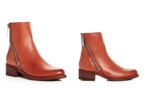 Frye Women's Demi Leather Block-Heel Booties - Bloomingdale's_2