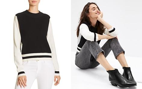 rag & bone/JEAN Dean Color-Block Merino Wool Sweater - Bloomingdale's_2