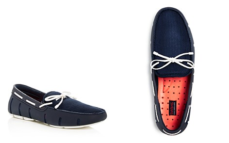 Swims Men's Braided Lace Loafers - Bloomingdale's_2
