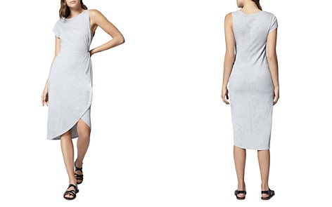 Sanctuary Salma Asymmetric Midi Dress - Bloomingdale's_2