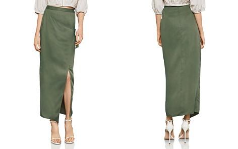 BCBGMAXAZRIA Faux-Wrap Maxi Skirt - Bloomingdale's_2