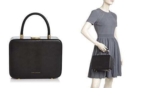 Tammy & Benjamin Medium Leather Vanity Box Crossbody - Bloomingdale's_2