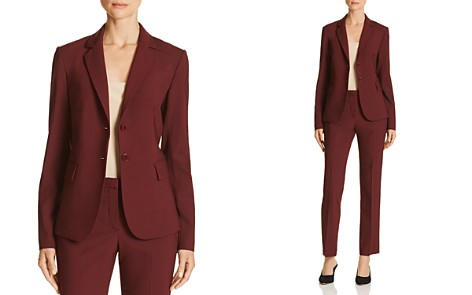 Theory Carissa Classic Blazer - Bloomingdale's_2