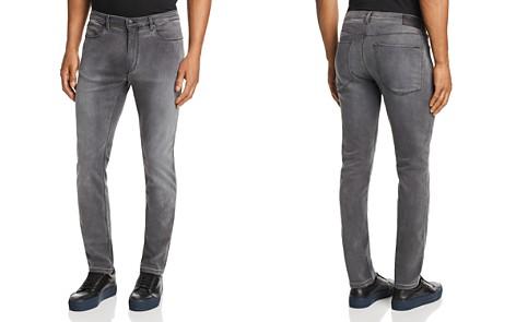 HUGO Skinny Fit Jeans in Medium Gray - Bloomingdale's_2