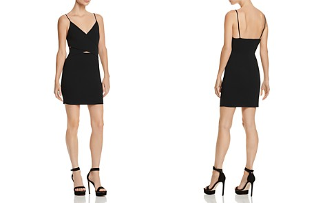 Sunset + Spring Crisscross Body-Con Dress - 100% Exclusive - Bloomingdale's_2