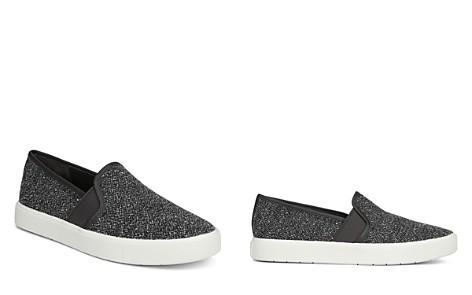 Vince Women's Blair Tweed Slip-On Sneakers - Bloomingdale's_2