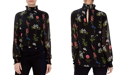 Ted Baker Taalia Florence Blouse - Bloomingdale's_2