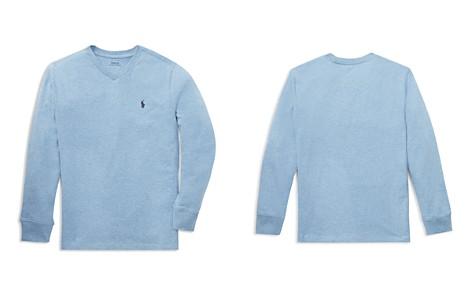 Polo Ralph Lauren Boys' Long-Sleeve Cotton Tee - Big Kid - Bloomingdale's_2