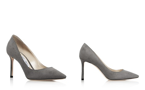 Jimmy Choo Women's Romy 85 Suede Pointed Toe Pumps - Bloomingdale's_2