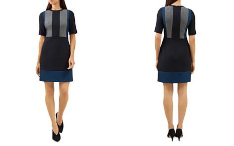 HOBBS LONDON Bea Color-Block Dress - Bloomingdale's_2