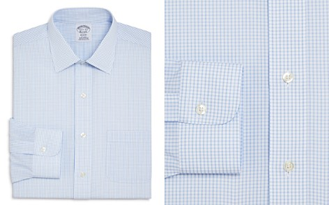 Brooks Brothers Micro-Grid Classic Fit Dress Shirt - Bloomingdale's_2