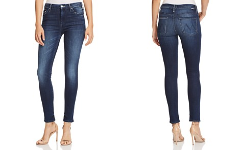 MOTHER The Looker High-Rise Skinny Jeans in Tongue in Chic - Bloomingdale's_2
