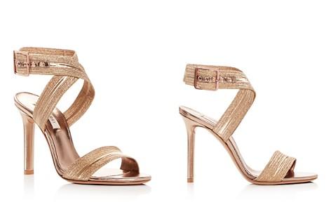 Casadei Women's Alma Leather High-Heel Sandals - Bloomingdale's_2