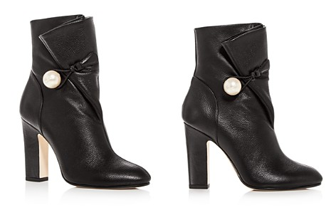 Jimmy Choo Women's Bethanie 85 Leather High-Heel Booties - Bloomingdale's_2