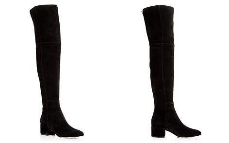 Sergio Rossi Women's Suede Over-the-Knee Boots - Bloomingdale's_2