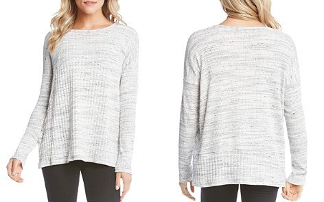 Karen Kane Ribbed Sweater - Bloomingdale's_2