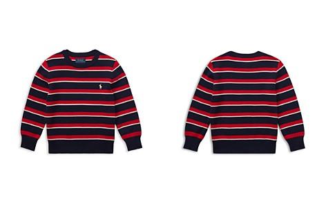 Polo Ralph Lauren Boys' Pima Cotton Striped Sweater - Big Kid - Bloomingdale's_2