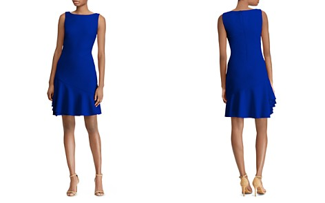 Lauren Ralph Lauren Flounced Jersey Dress - Bloomingdale's_2