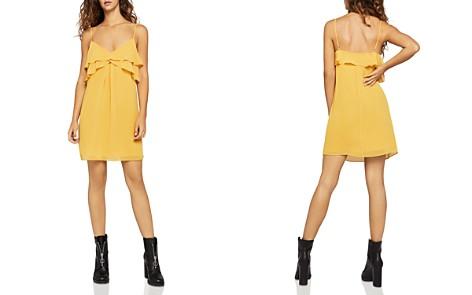 BCBGeneration Ruffled Slip Dress - Bloomingdale's_2