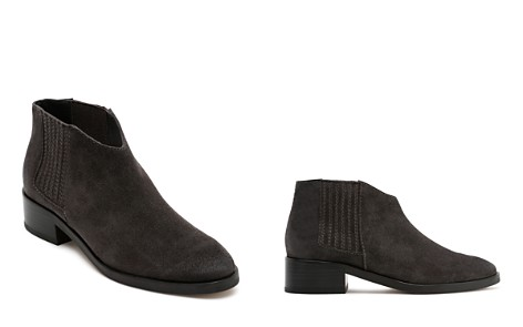 Dolce Vita Women's Towne Almond Toe Suede Low-Heel Booties - Bloomingdale's_2