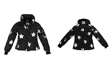 SAM. Girls' Freestyle Star-Print Down Jacket - Big Kid - Bloomingdale's_2