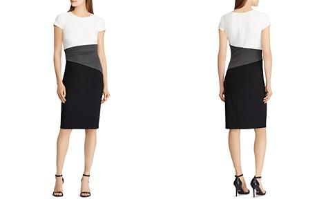 Lauren Ralph Lauren Color-Block Dress - Bloomingdale's_2
