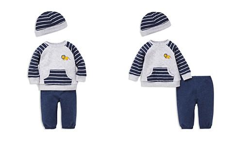 Little Me Boys' Lion Sweatshirt, Jogger Pants & Hat Set - Baby - Bloomingdale's_2