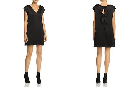 Alice + Olivia Carita Tie-Back Shift Dress - Bloomingdale's_2
